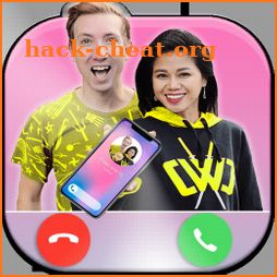 Chad and Vy Live Call Prank icon
