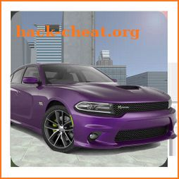 Charger Drift Car Simulator icon