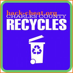 Charles County RECYCLES icon