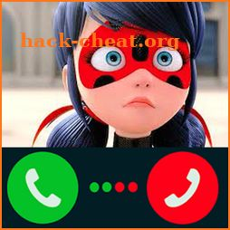 Chat with Ladybug Miraculous Games icon