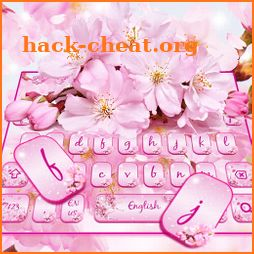 Cherry Blossom Sakura Flower Keyboard icon