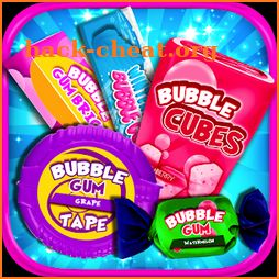 Chewing Gum Maker 2 - Kids Bubble Gum Maker Games icon