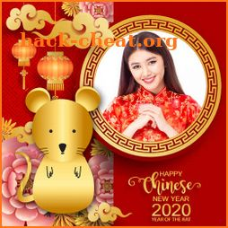 Chinese New Year 2020 Photo Frames icon