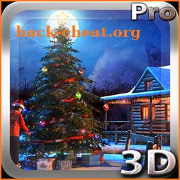 Christmas 3D Live Wallpaper icon