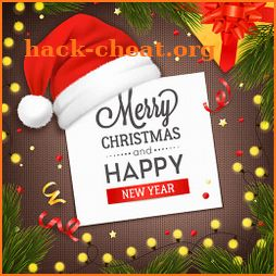 Christmas Greeting Card Maker icon