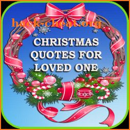 Christmas quotes And Wishes for loved one icon