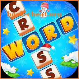 Christmas Word Cross Puzzle icon