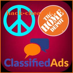 Classifieds, craigslist, classifiedads,home depot icon
