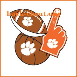 Clemson Tigers Selfie Stickers icon