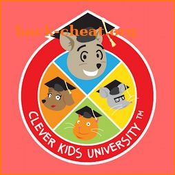 Clever Kids University Pre-K icon