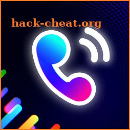 Color Call - Color Phone Call screen, LED Flash icon