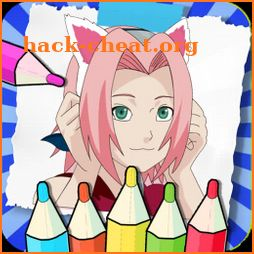 Coloring Manga Narulo icon