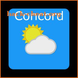 Concord, CA - weather and more icon