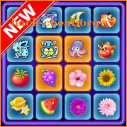 Connect Animals Classic - Onet Deluxe icon