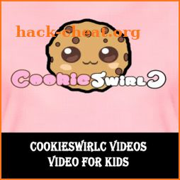 Cookieswirlc Videos - Video For Kids icon