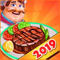 Cooking Star 🍳- Crazy Kitchen Restaurant Game icon