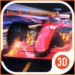 Cool Car Theme 3D icon
