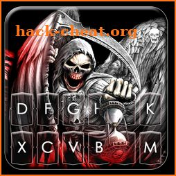 Cool Death Reaper Free Keyboard Theme icon
