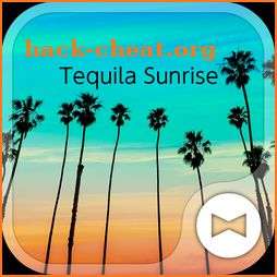 Cool Wallpaper Tequila Sunrise Theme icon
