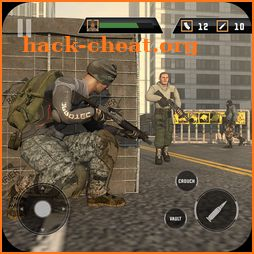 Counter Terrorist Agents Story icon