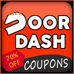 Coupons for DoorDash icon