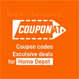 Coupons for Home Depot by Couponat icon