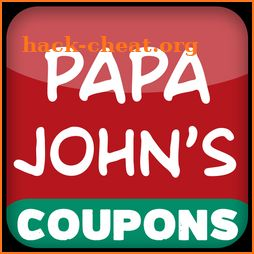 Coupons for Papa John's icon