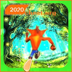 Crash Adventure Rush - Bandicoot Runner Game 2020 icon