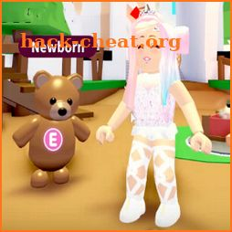 Crazy baby Pet Adopt Me Roblox's Mod icon