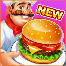 Crazy Chef: Fast Cooking Restaurant Game icon