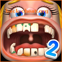 Crazy Dentist 2 - Match 3 Game icon