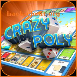 CrazyPoly - Business Dice Game icon