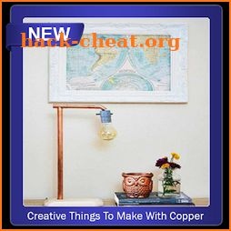 Creative Things To Make With Copper Pipe icon