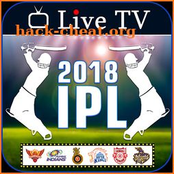 Cricket Live IPL TV 2018 : Live Score & Schedule icon