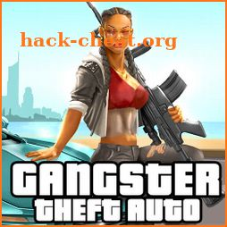 Crime City Grand Town Theft Heist Gangster Game 3D icon