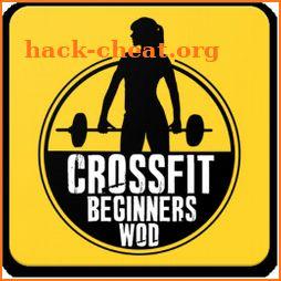 Icône CrossFit WODs pour débutants
