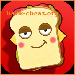 Crush Bread - Kick Food Game icon