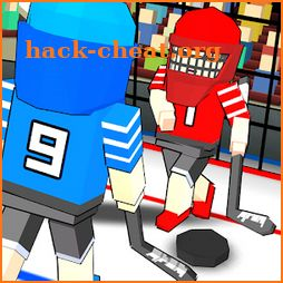 Cubic Hockey 3D icon