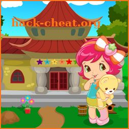 Cute Little Girl Escape Kavi Game-382 icon