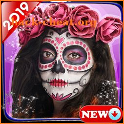 Day of the Dead 2018 Photo Editor icon
