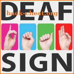 Deaf Sign Language - Learn Deaf Signs icon