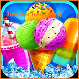 Dessert Cooking Game - Ice cream &Popsicle &Juice icon