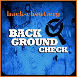 Detailed Background Check icon