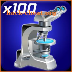 Digital Microscope View Englarger Camera icon