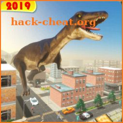 Dinosaur Games Simulator 2019 icon