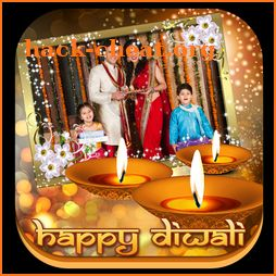 Diwali Photo Collage Frame icon