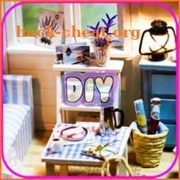 DIY Dolls Furniture icon