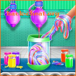 DIY Slime Maker Factory Jelly Making Game icon