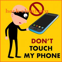 Don't Touch My Phone - Anti Theft Motion Alarm icon