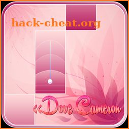DOVE Cameron Piano Tiles icon